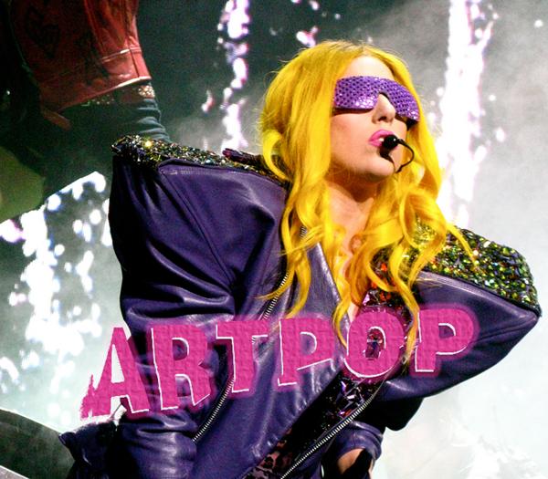 ARTPOP: El arte de la improvisación como herramienta de promoción