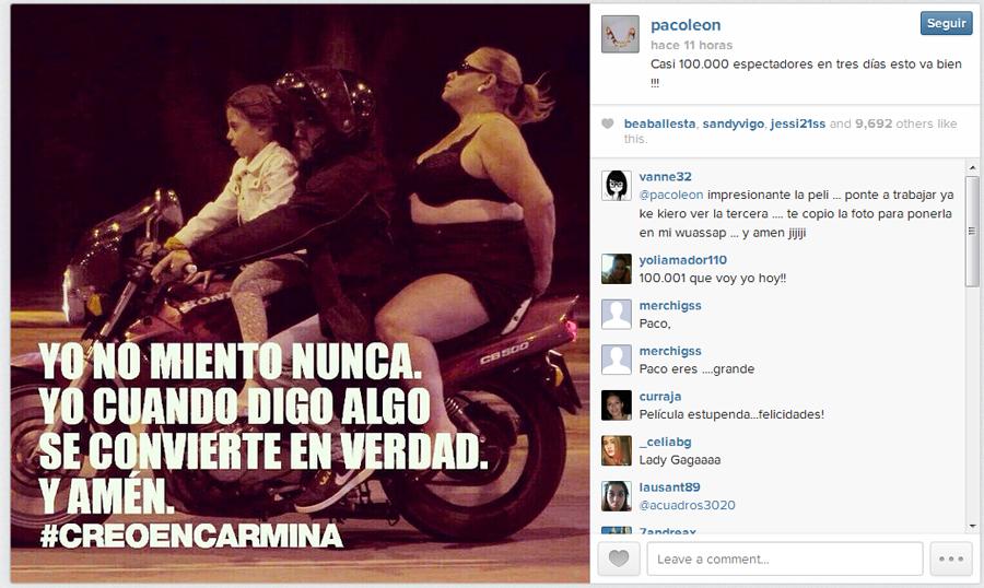 Paco León, el rey del marketing boca a boca