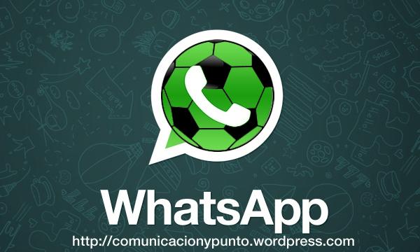 «Guasapear» fútbol: la nueva fórmula de engagement de Mediaset