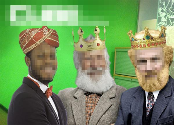 Se resuelve el misterio: los Reyes Magos de LinkedIn son…